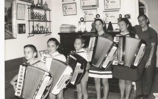 Los 6 Hermanos Jauset (Lleida, 1971)