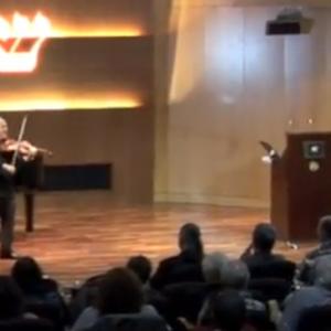 Cantabile de Paganini. Néstor Eidler y Jordi A. Jauset. Escuelas de Misterios