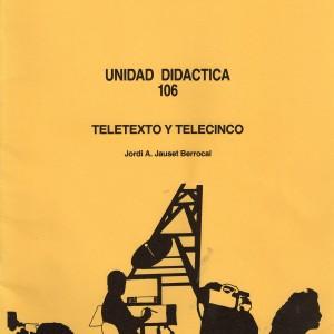 Teletexto y Telecinco