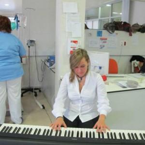 """""""El sonido y la música como herramientas terapéuticas"""". UB, 17 de Febrero"""