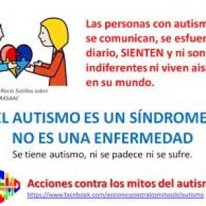 Desincronización de imágenes y sonidos en niños con autismo