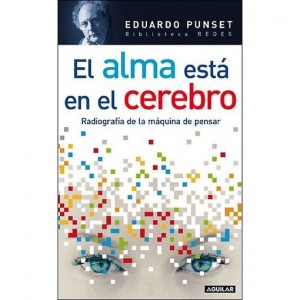 "Jordi A. Jauset recomienda la lectura del libro ""El alma está en el cerebro"" de Eduard Punset"
