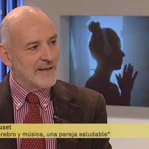 """Próximo seminario """"Música, Neurociencia y Salud"""" en Barcelona (18 octubre)"""