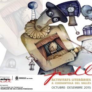 Conferencia en Cerdanyola, 12 de noviembre