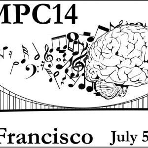 Congreso Internacional de Cognición y Percepción Musical, San Francisco (EUA), Julio 2016