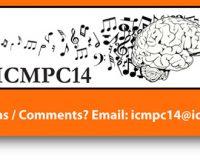 Congreso Internacional de Cognición y Percepción Musical, San Francisco (EUA)