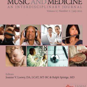"""La revista Music & Medicine publica una reseña de """"Cerebro y música, una pareja saludable"""""""