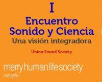 """Conferencia en el """"I Encuentro Sonido y Ciencia"""" (16 octubre,Barcelona)"""