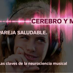"""Conferencia-presentación libro """"Cerebro y música, una pareja saludable"""" en Málaga"""