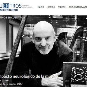El impacto neurológico de la música. Santiago de Chile (16 agosto)